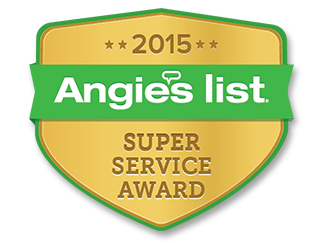 Angie's List Super Service Award for Sir Grout of Central New Jersey