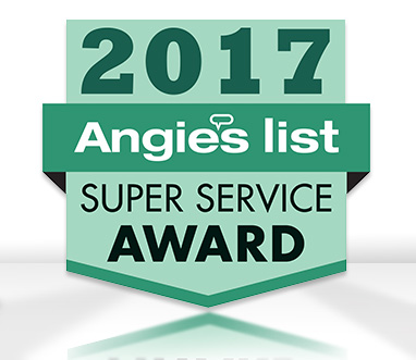Angie's List 2017 Super Service Award for Sir Grout Central New Jersey