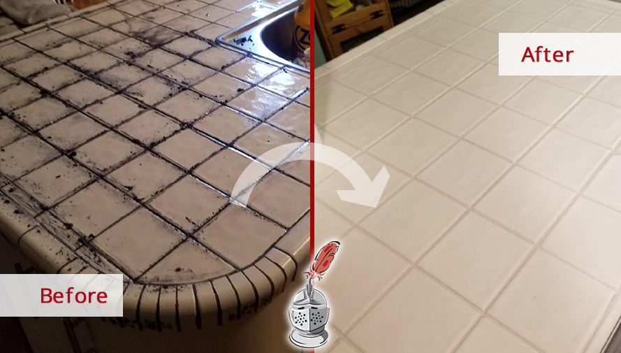 Picture of a Grout Cleaning Service in Elmer, NJ